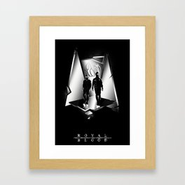 Royal Blood Framed Art Print