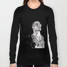 Tyler Durden Long Sleeve T-shirt