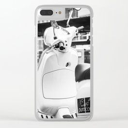 TwowHeels Clear iPhone Case