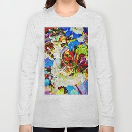 Flower magic - Abstract in Perfection Long Sleeve T-shirt