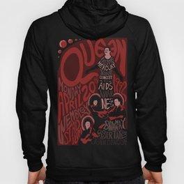 Queen Tribute Concert Hoody