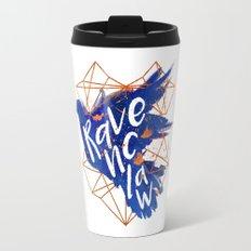Ravenclaw Bronze Splatter Travel Mug