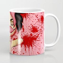 Dark Warfstache Coffee Mug