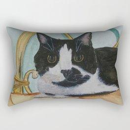 "A Tribute to ""Pepper"" Rectangular Pillow"
