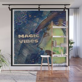 Magic Vibes Wall Mural