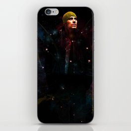 Into The Unknown. iPhone Skin