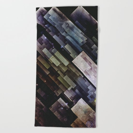 kytystryphy Beach Towel