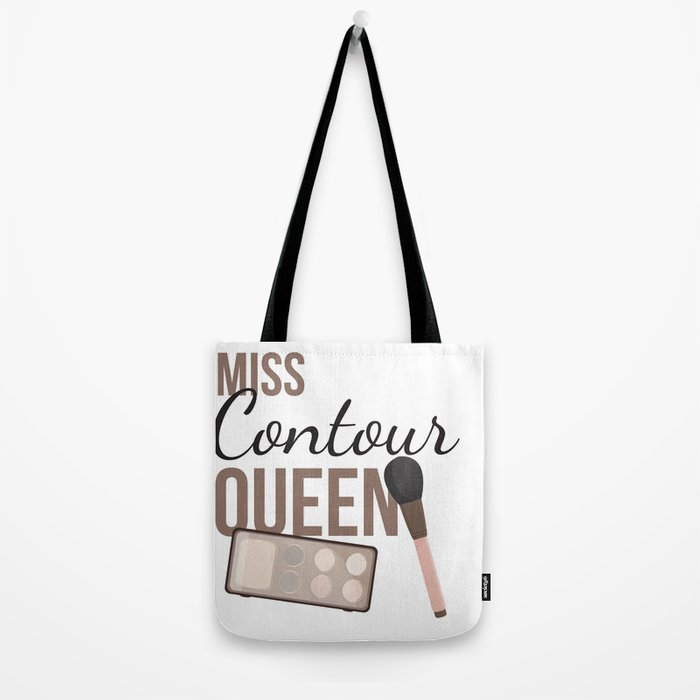 Contour Queen Tote Bag