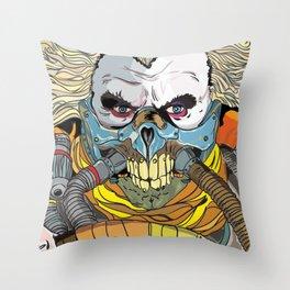Immortan Throw Pillow