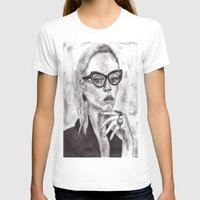 daria T-shirts featuring Daria by Yuval Ozery