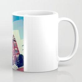 Samford Hall Coffee Mug