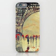 Winter in Paris iPhone 6 Slim Case