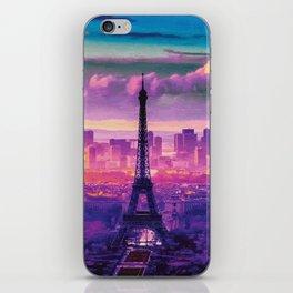 Beautiful Paris iPhone Skin