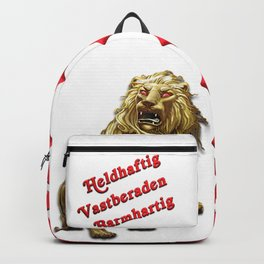 Amsterdam hvb lion Backpack