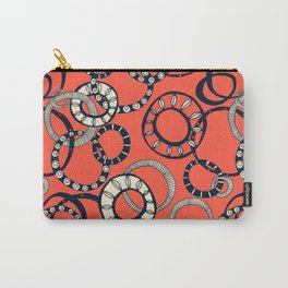 Honolulu hoopla orange Carry-All Pouch