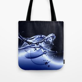 Wasserspiel - water play Tote Bag