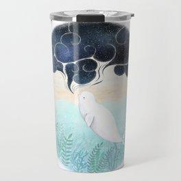 Beluga Dreams Travel Mug