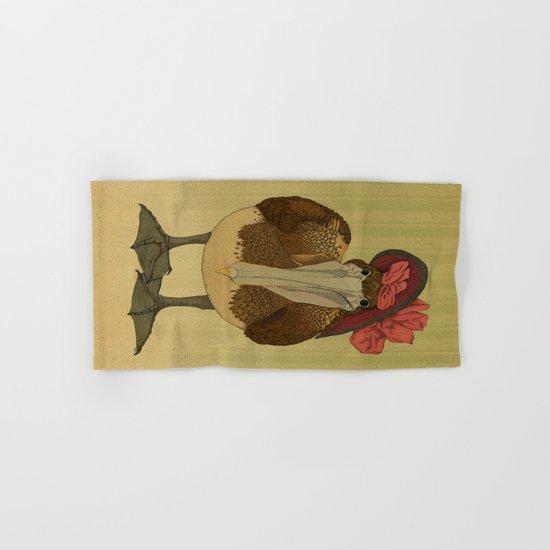 Plumpkin Ploshkin Pelican Jill Hand & Bath Towel