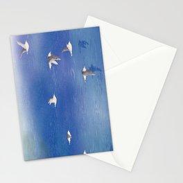 Black-tailed Gull   Miharu Shirahata Stationery Cards