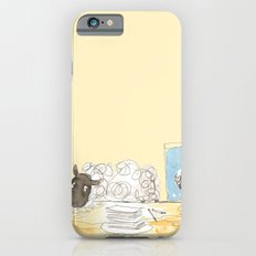 Sheeps loves papers iPhone 6s Slim Case