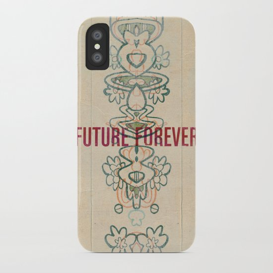Future Forever iPhone Case