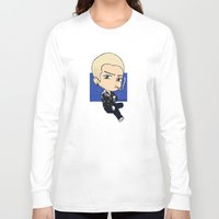 lv Long Sleeve T-shirts featuring LV Zayn by Naty Amity