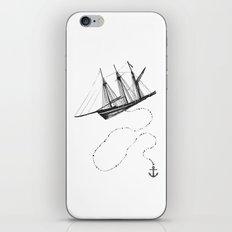 Ship iPhone & iPod Skin