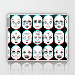 Pediophobia Laptop & iPad Skin