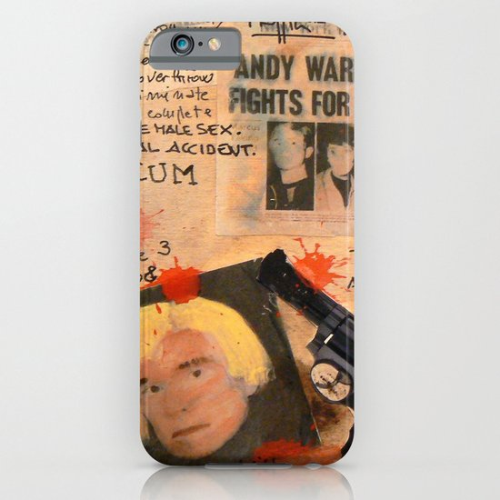KILL ANDY iPhone & iPod Case