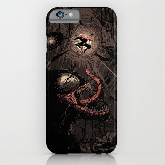 Element of Surprise iPhone & iPod Case