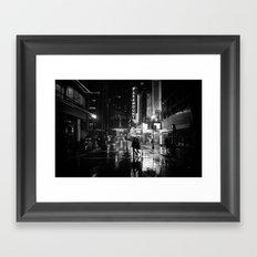 Paramount Framed Art Print