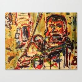 Baba No. 8 Canvas Print