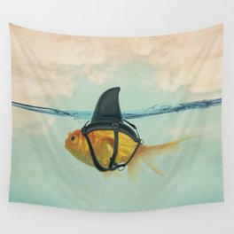 Brilliant Disguise (RM) Wall Tapestry