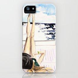 Sweet Escape iPhone Case