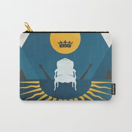 The Sun King Carry-All Pouch