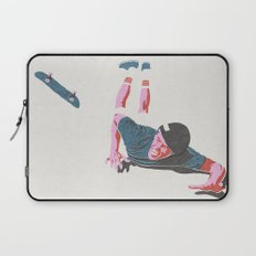 skateboarding 3 (lost time, risograph) Laptop Sleeve