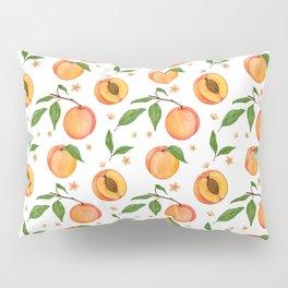 Peaches pattern Pillow Sham