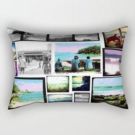 Manly Rectangular Pillow