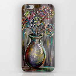 Mother's Day Flowers iPhone Skin