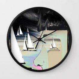 Theia Wall Clock