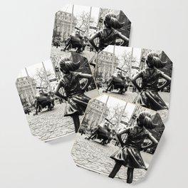 Fearless Girl & Bull - NYC Coaster