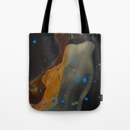joelarmstrong_rust&gold_046 Tote Bag