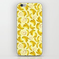 Banana Fruity Pattern  iPhone & iPod Skin