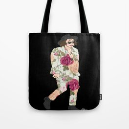 floral harry Tote Bag