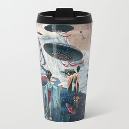 Holiday ice Travel Mug