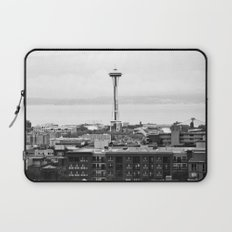 Dear Space Needle, I miss you. Laptop Sleeve