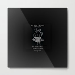 "The Gaslight Anthem - ""45"" Metal Print"