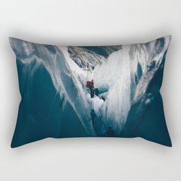 Walls of Ice Rectangular Pillow