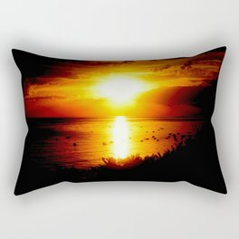 Port Phillip Bay #2 Rectangular Pillow