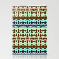 oasis Stationery Cards featuring Oasis by Ornaart